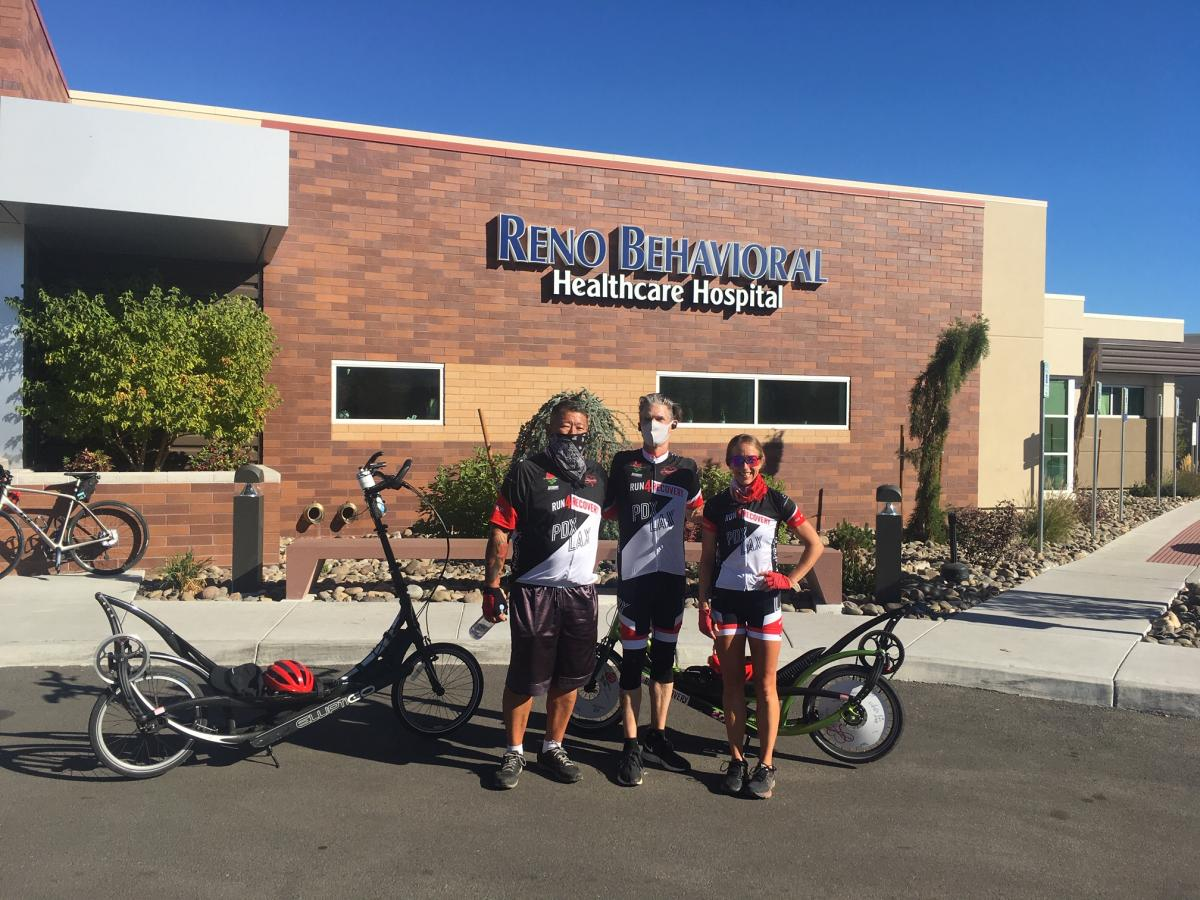 Run4Recovery at Reno Behavioral Healthcare Hospital